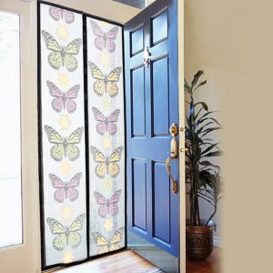 Perdea cu magneti Magic Mesh Butterfly-0