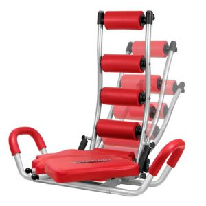 Aparat fitness Ab Rocket Twister, Bonus DVD-0
