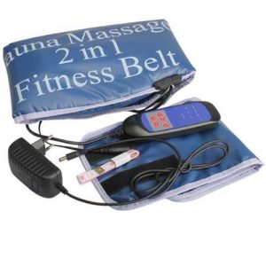 Centura masaj Sauna Massage 2 in 1 Fitness Belt-0