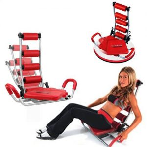 Aparat fitness Ab Rocket Twister, Bonus DVD-313