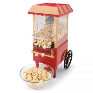 Aparat de popcorn Retro Old Fashion TV521, 1200 W-0