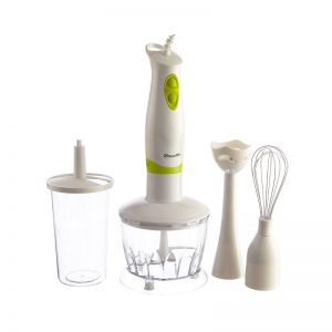 Blender 4 in 1 Hausberg HB-3507, 350 W, 840 ml, 2 viteze-0