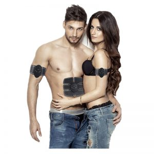 Set electrostimulare corporala Six Pack EMS Smart Fitness-619