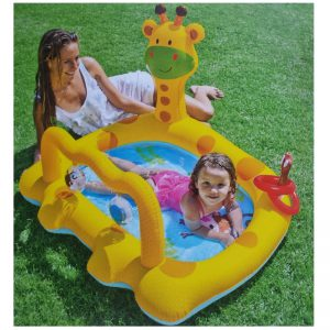 Piscina gonflabila Intex Baby Pool 57105NP, 112 x 91 x 72 cm-700