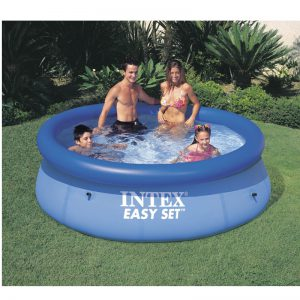 Piscina gonflabila Intex Easy Set Clearview 56970/28110 244 x 76 cm-692