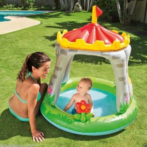 Piscina gonflabila Castle Baby Intex 57122NP-731