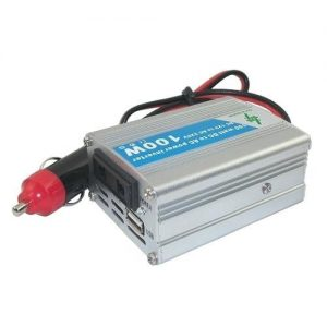 Invertor auto 100W Chaomin, 12V, sinusoida modificata-0