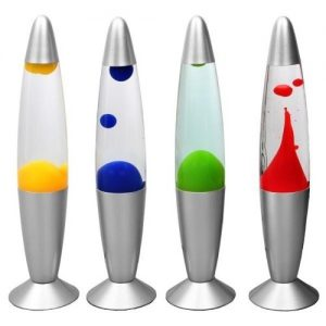 Lampa decorativa Lava Lamp, 42x11cm-0