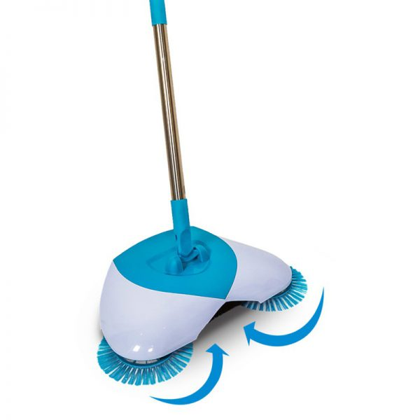 Matura rotativa Hurricane Spin Broom-0