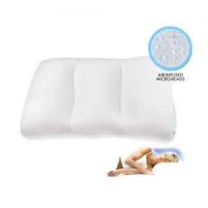 Perna ortopedica Cloud Zen Micro Bead Pillow-0