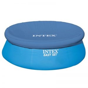 Prelata piscina Intex Easy 58920, vinyl, diametru 457 cm-0