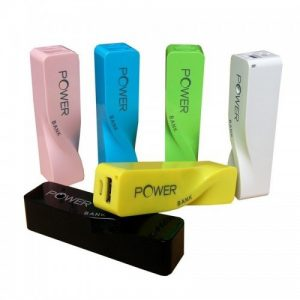 Baterie externa PowerBank AS-91, 2600 mAh-0