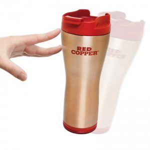 Termos cafea cu Smart Grip si interior inox Red Copper, 470 ml-2015