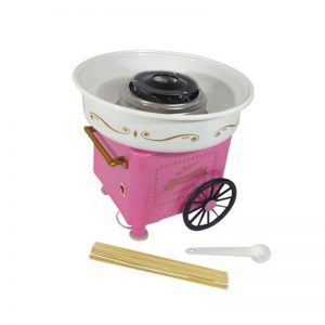 Aparat de facut vata pe bat Candy Maker Pink-2128