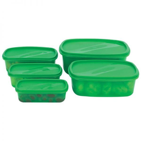 Caserole Stay Fresh Green Containers-0